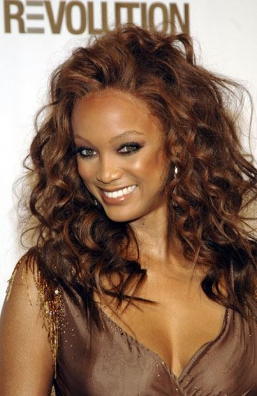 Light Brown Hair Color for Black Women