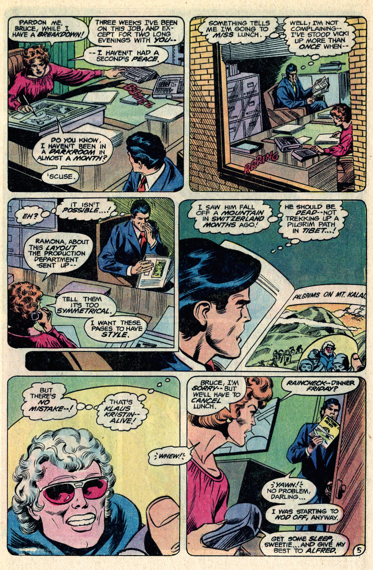 Detective Comics (1937) Issue #522 Page 9