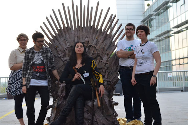 Game of thrones trono di spade sky hbo cosplayer greyjoy