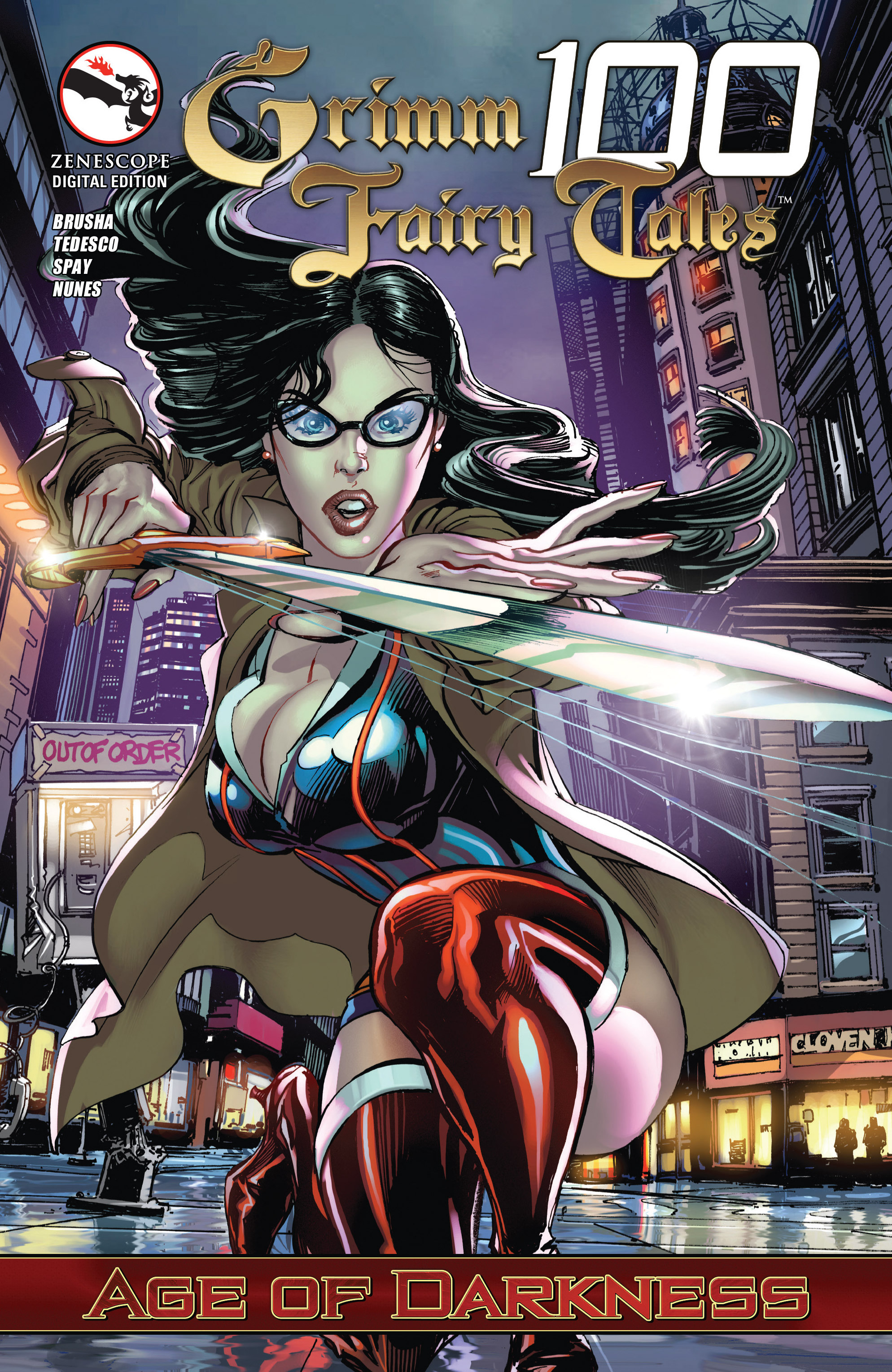 Grimm Fairy Tales (2005) Issue #100 #103 - English 1