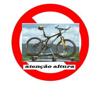 Muita Atênção a Altura da Vossa Bike