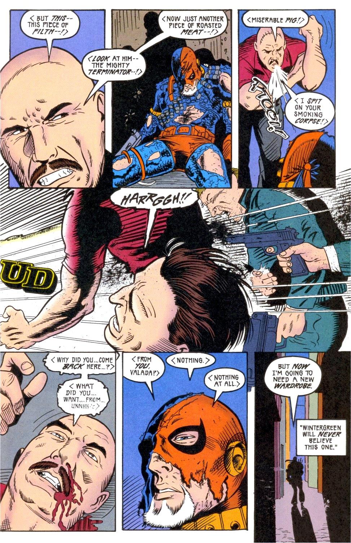 Deathstroke (1991) Annual 2 #2 - English 14