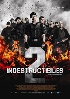 Los Indestructibles 2 | The Expendables 2