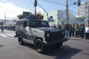 OUTRA FOTO DA UNIDADE DE INTERVENÇÃO BLINDADA
