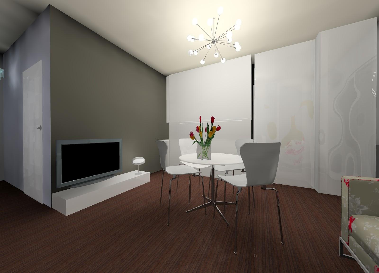 Cucine Soggiorno Unico Ambiente Piccolo ~ Idee per il design della casa