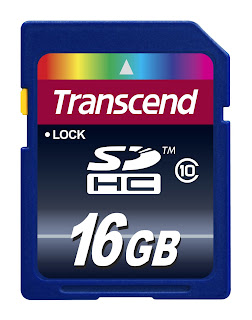 Buy Transcend 16 GB SDHC Class 10 Flash Memory Card TS16GSDHC10E