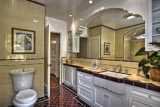 modern luxury bathroom sink vanity interior design