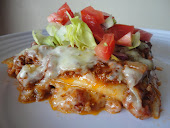 Mexican Lasagna