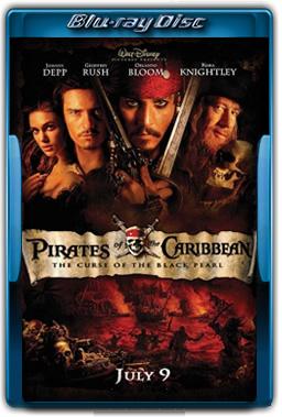 Piratas do Caribe - A Maldição do Pérola Negra Torrent Dublado