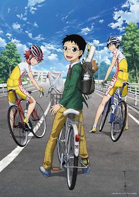 Yowamushi Pedal anime estreno octubre 2013