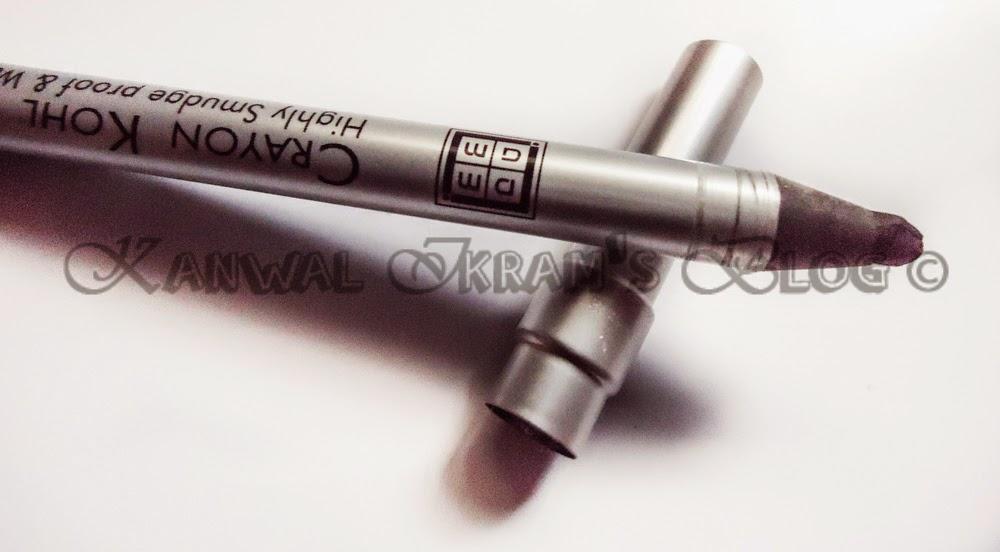 DMGM Cosmetics: Eyeliner Crayon Kohl Pencil In Black