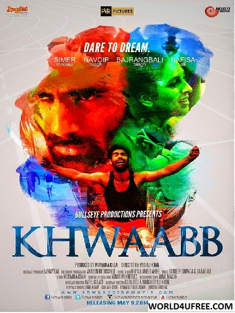 Khwaabb 2014 Hindi 720 DVDRip 800mb AC3 5.1