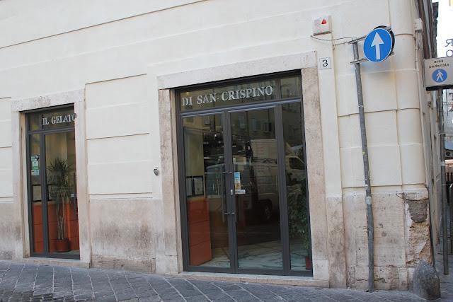 Il Gelato di San Crispino, Rome, Italy