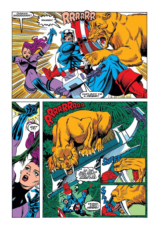 Captain America (1968) Issue #415 #364 - English 5