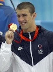 Biografía de Michael Phelps