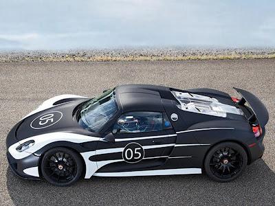 Sport Cars on Supercar Design  2013 Porsche Sport Cars Prototype 918 Spyder
