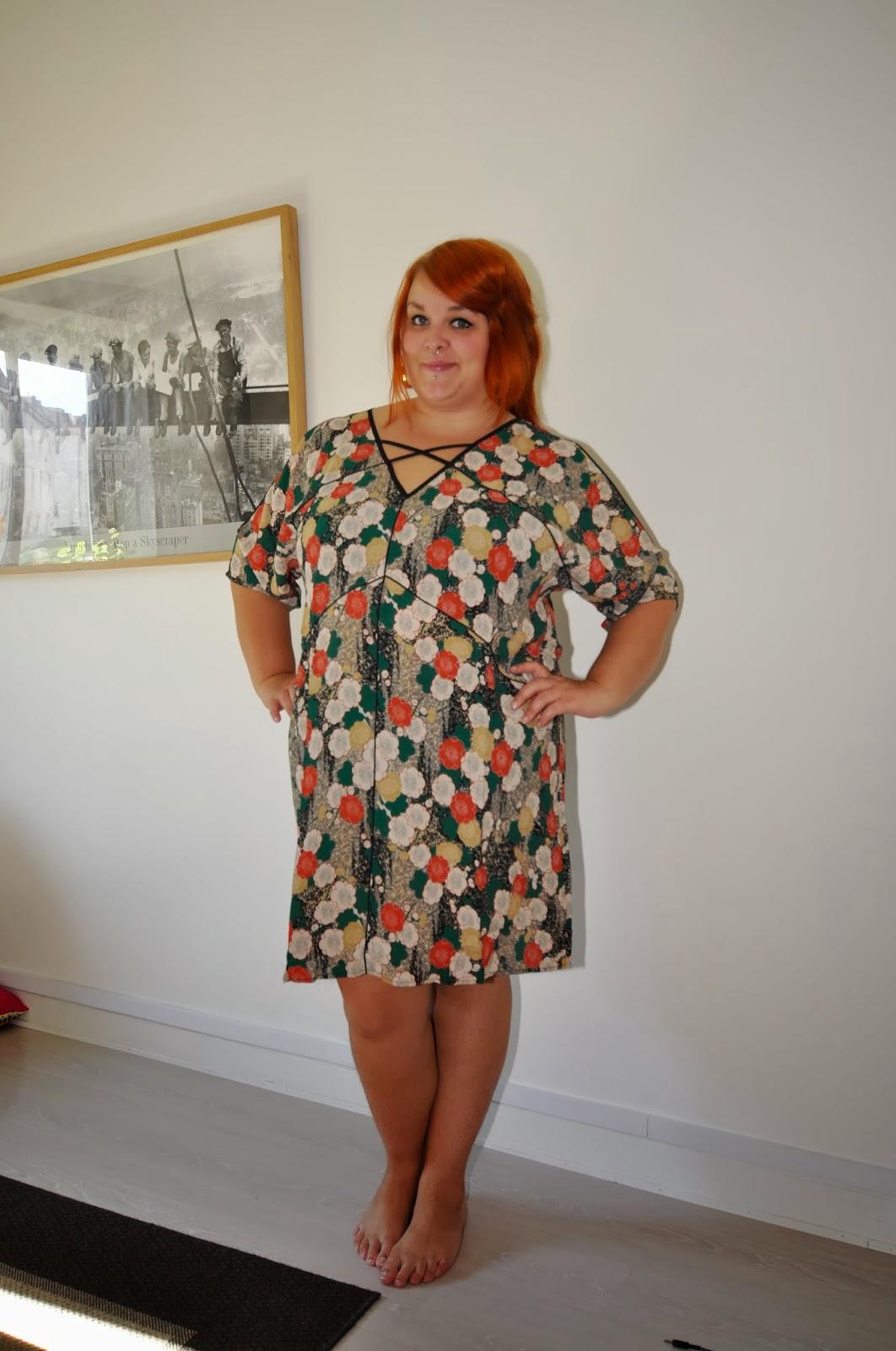 klänningar för tjockisar