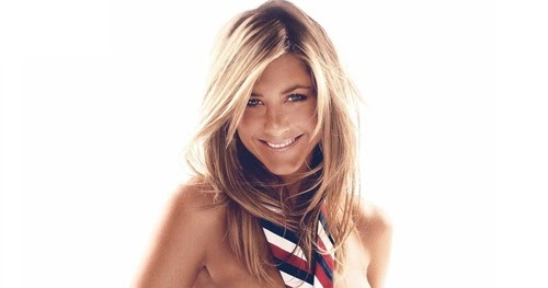 Nude celebs Jennifer Aniston loves