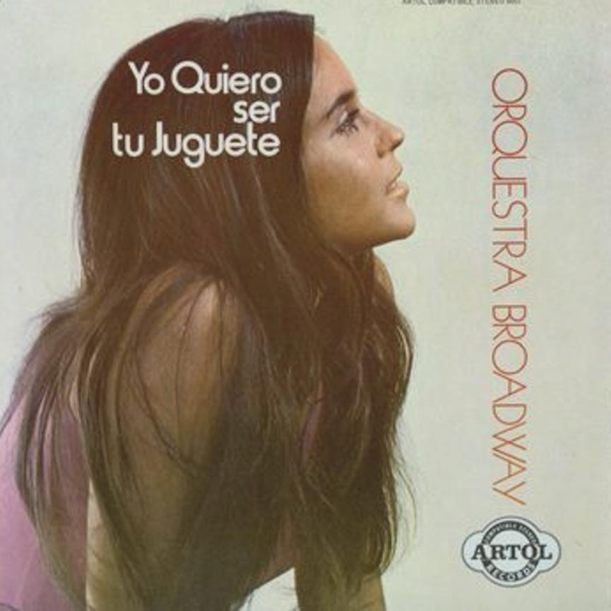 Orquesta Broadway - Yo Quiero Ser Tu Juguete - 1992 ~ Salsa y Golpe
