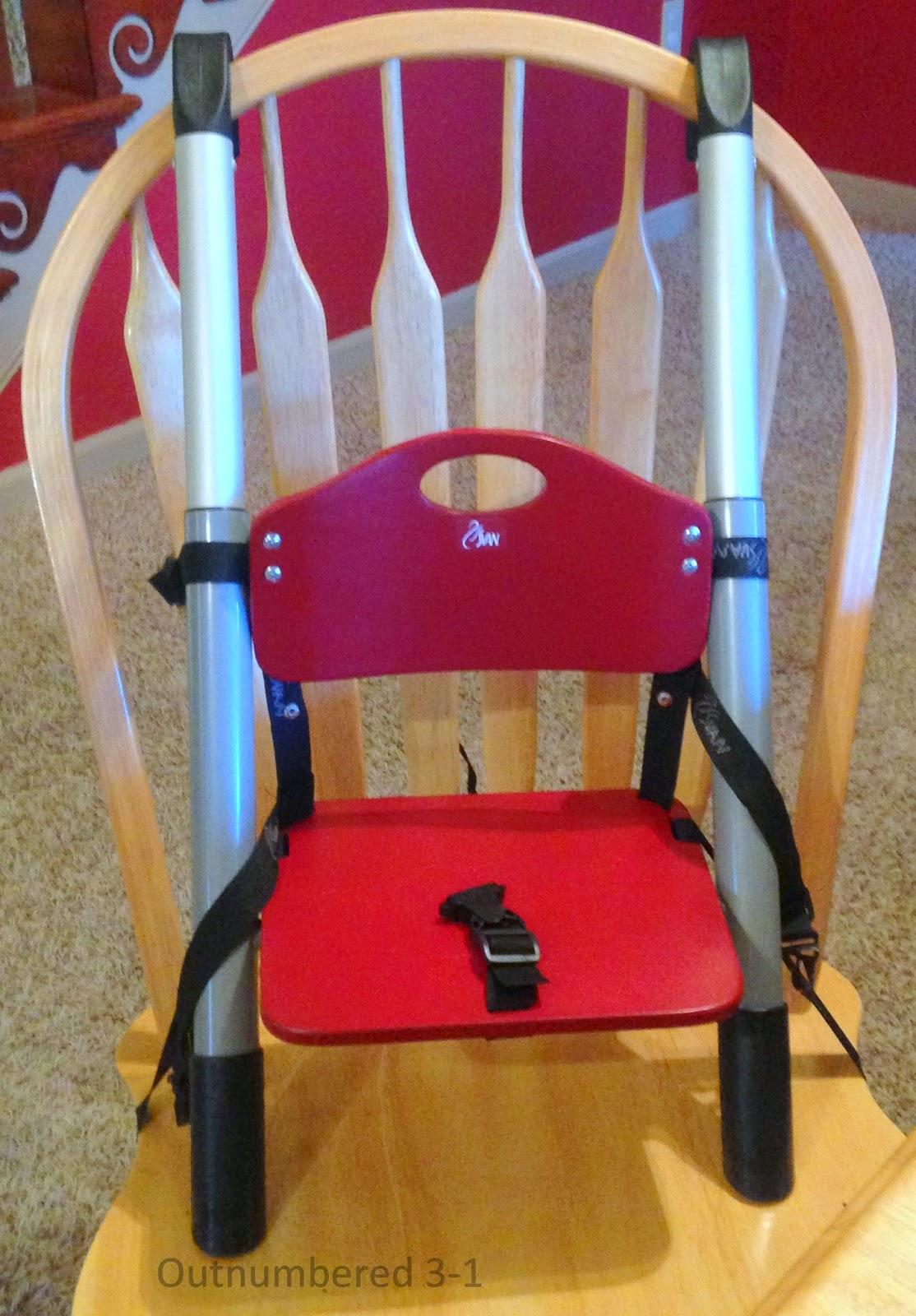 Svan Lyft Booster Seat, Portable Booster Seat