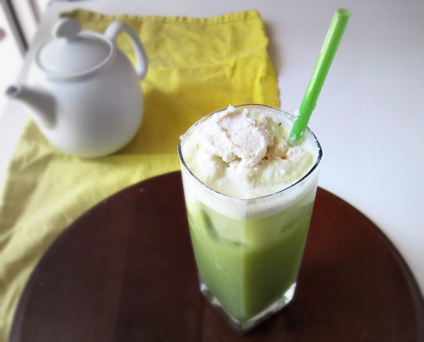 Iced+mint+green+tea