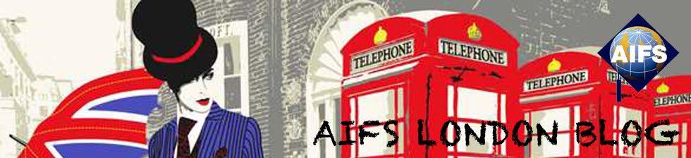 AIFS London Blog