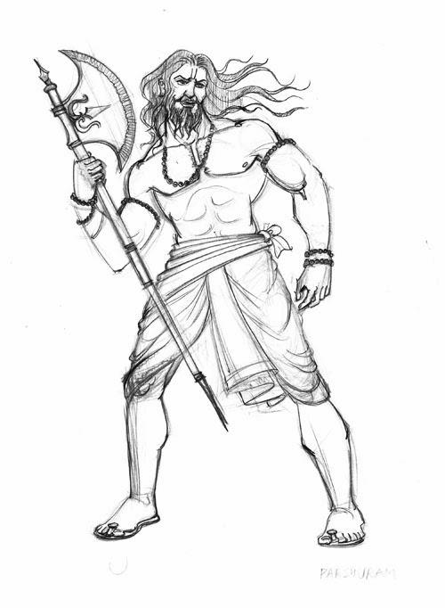 Lord Parashurama