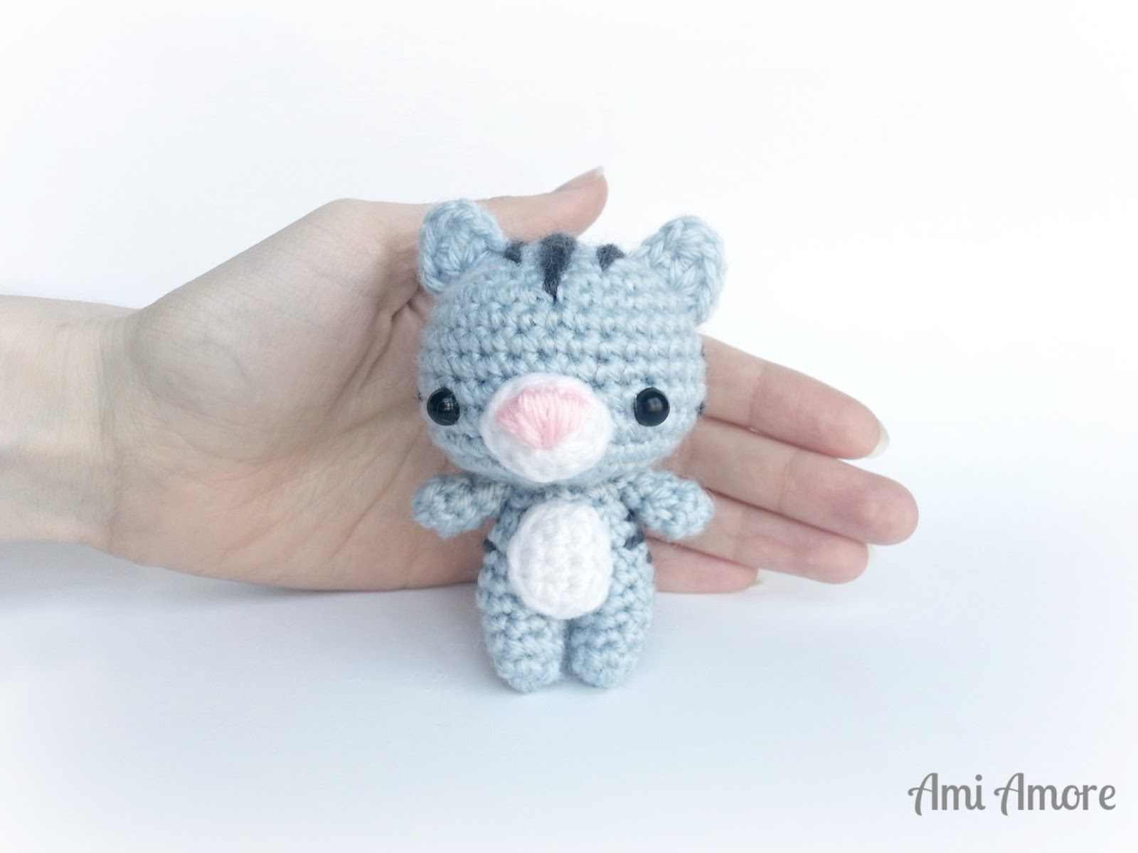 Amigurumi Joined Rounds : Ami Amore: Cutie Kitty News and Amigurumi Joined Rounds!