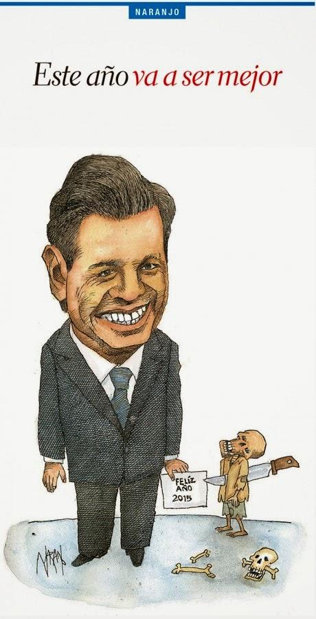Peña Nieto Caricaturas