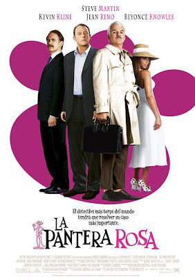La Pantera Rosa (2006) Español