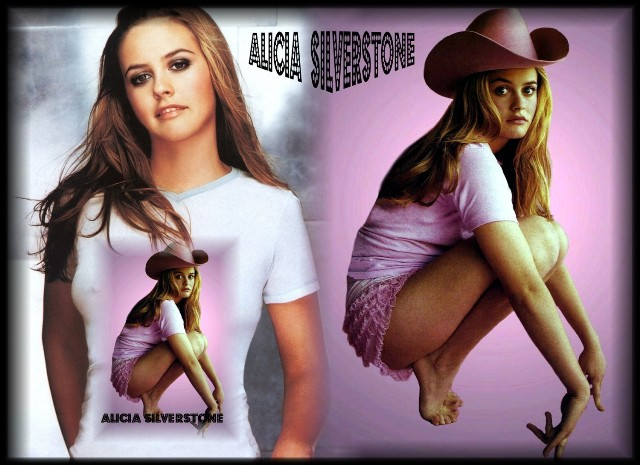 Alicia Silverstone wallpaper 2011