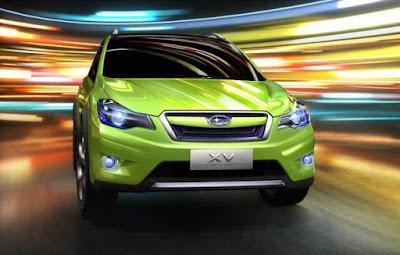 2017 Subaru Crosstrek redesign