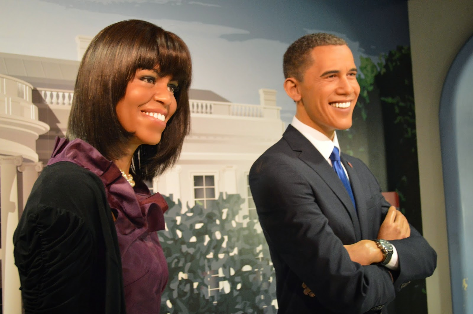 Barack Obama, Michelle Obama, The Obamas