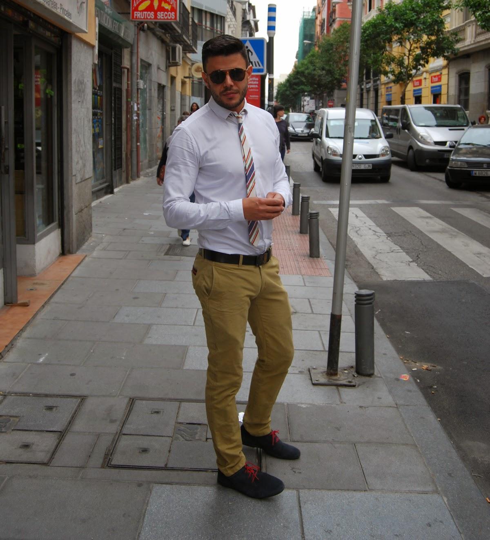 Rayas Y Cuadros Blog De Moda Masculina Street Style Xxiv