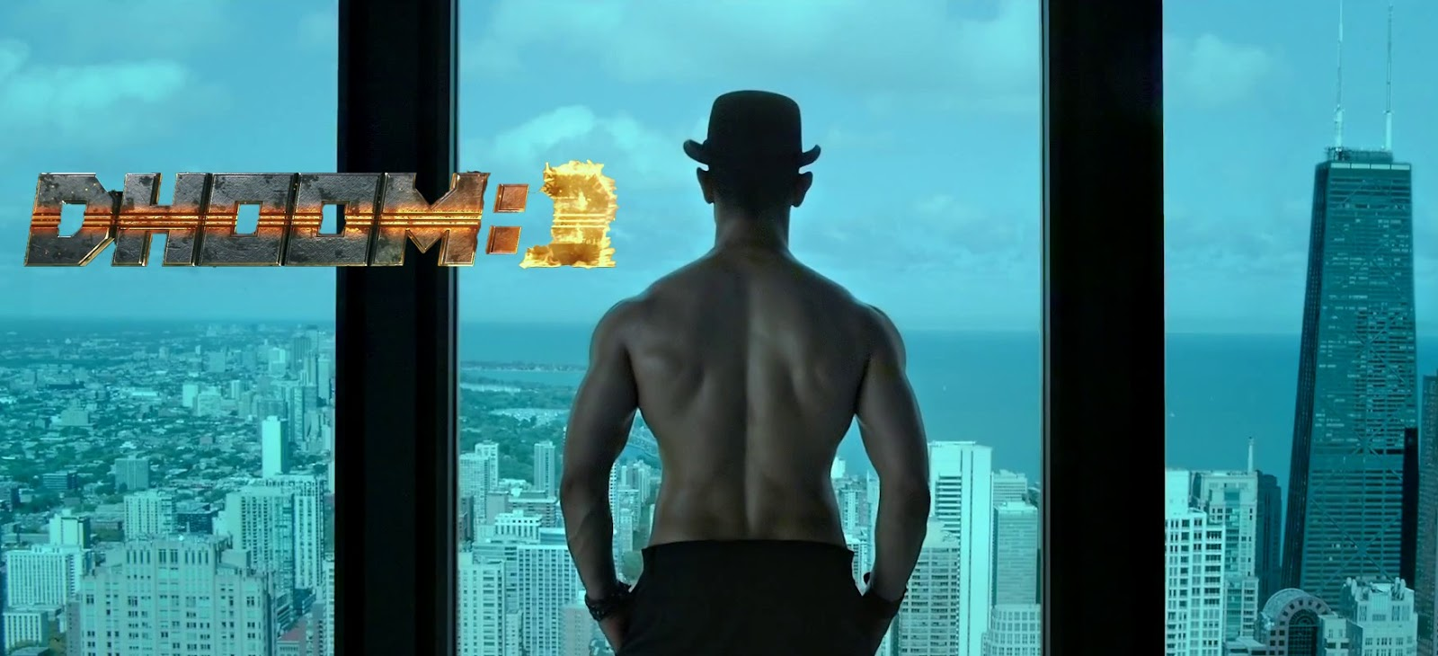 Dhoom 3 Wallpapers  Aamir Khan In Dhoom 3  Katrina Kaif In Dhoom 3    Aamir Khan In Dhoom 3 Sets