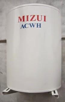 harga pemanas air tenaga outdoor ac merk mizui acwh murah