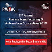 Pharma Manufacturing & Automation Convention 2019