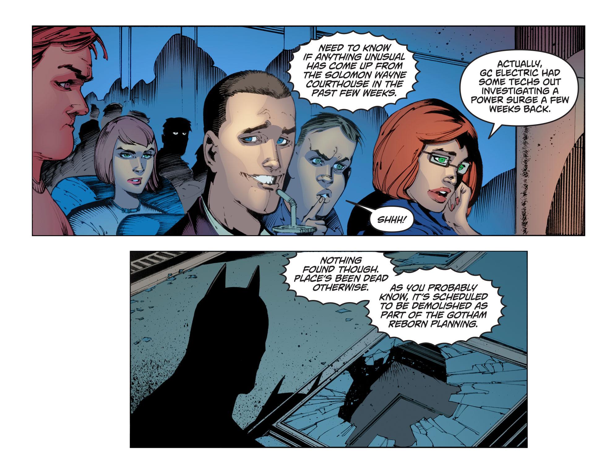 Batman: Arkham Knight [I] Issue #29 #31 - English 15