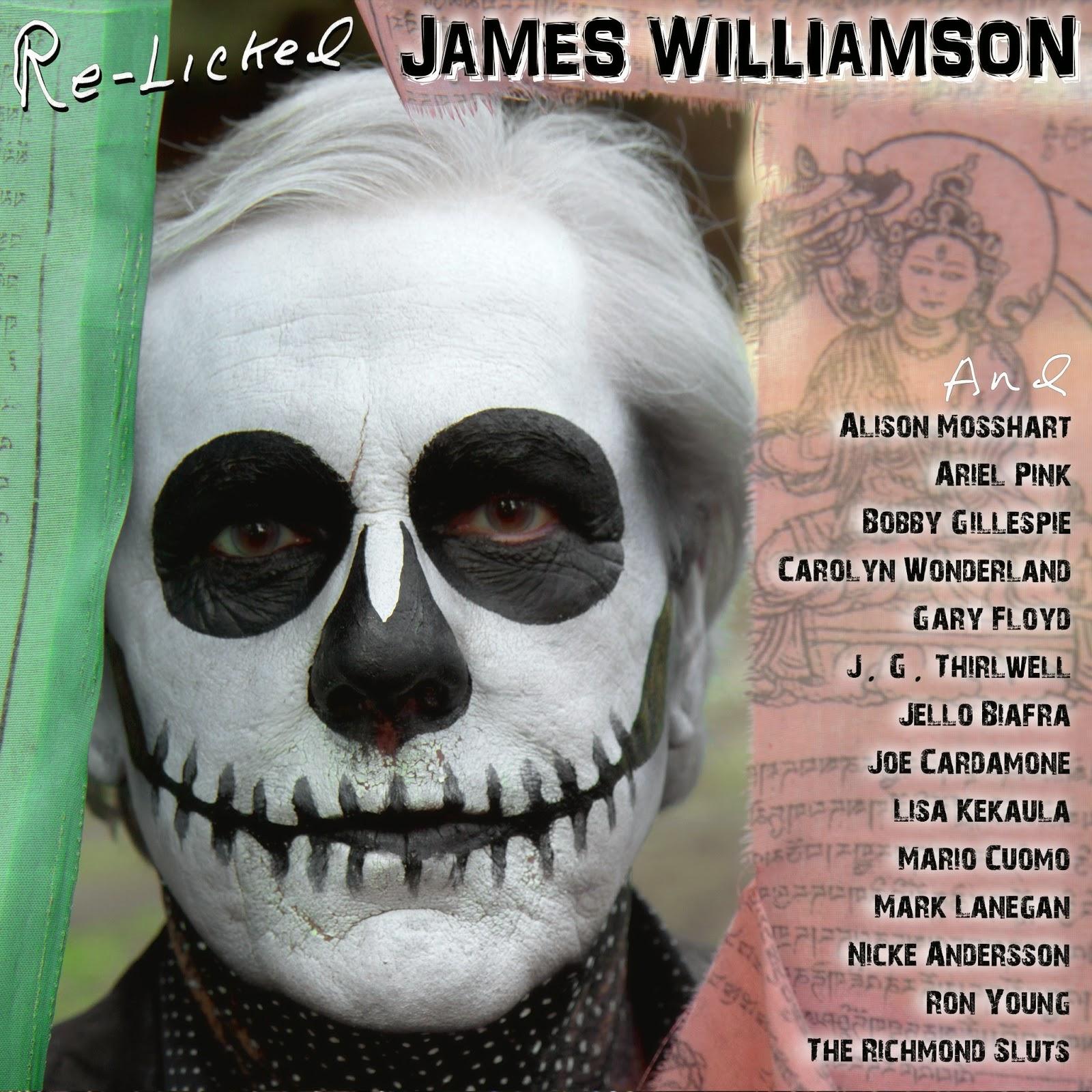 James Williamson - The Woman I Love