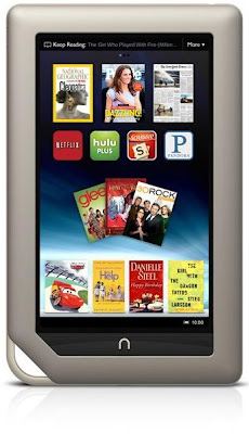 Barnes & Noble Inc Nook