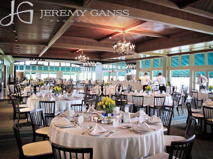 Westmoreland country club wedding