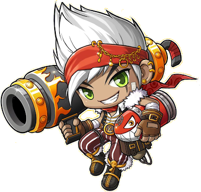 MapleStory Cannoneer Guide