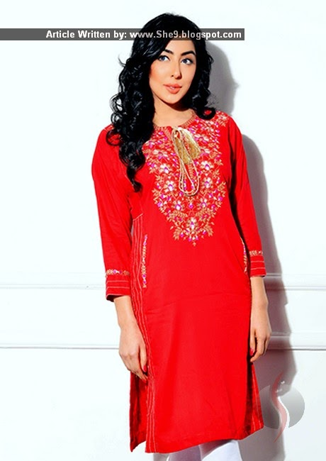 Ready to Wear Valentine Dress Collection 2015