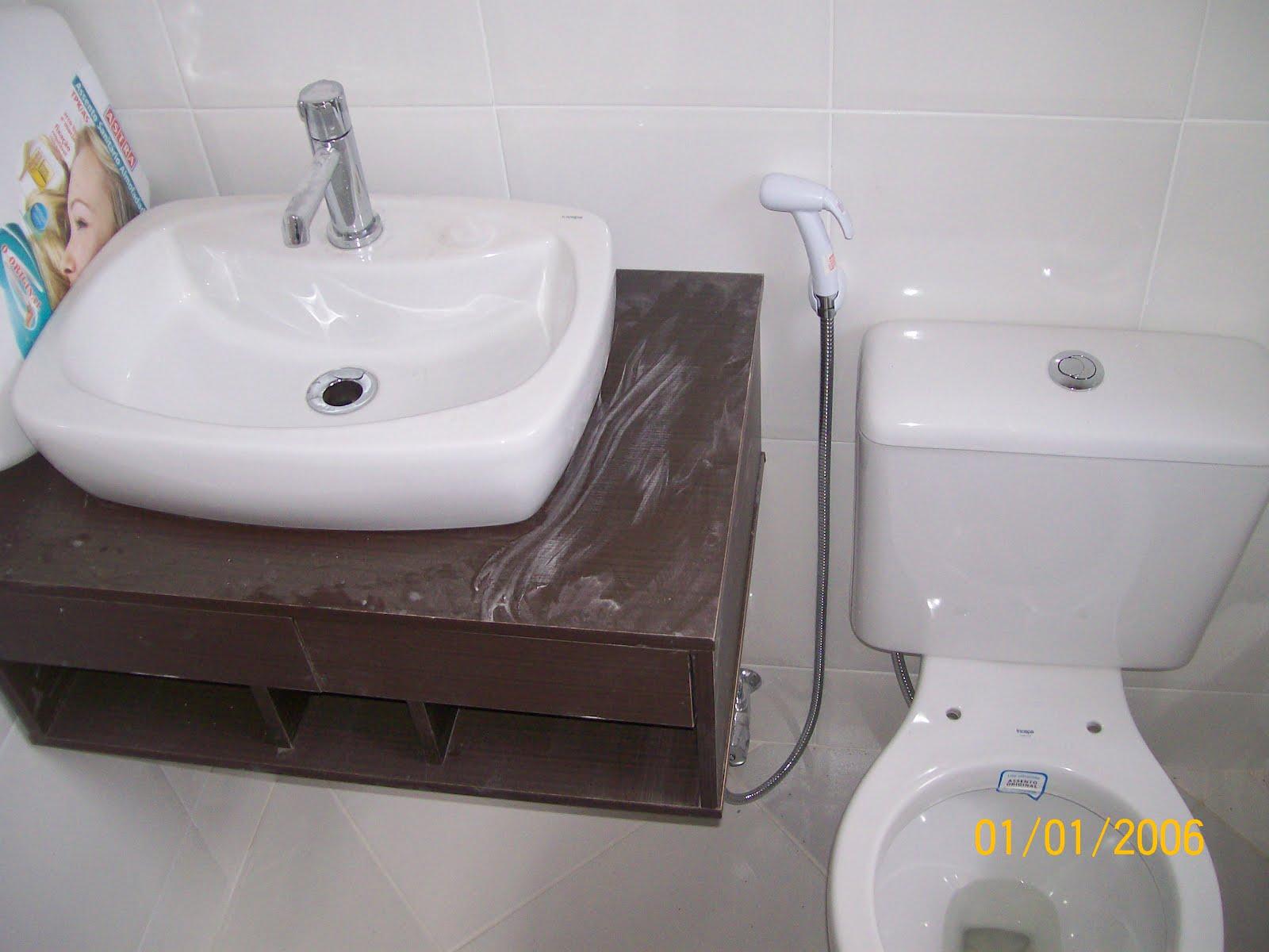 Esse armário foi um achado na Leroy ainda tem a parte de baixo que  #796C52 1600x1200 Armario Banheiro Leroy
