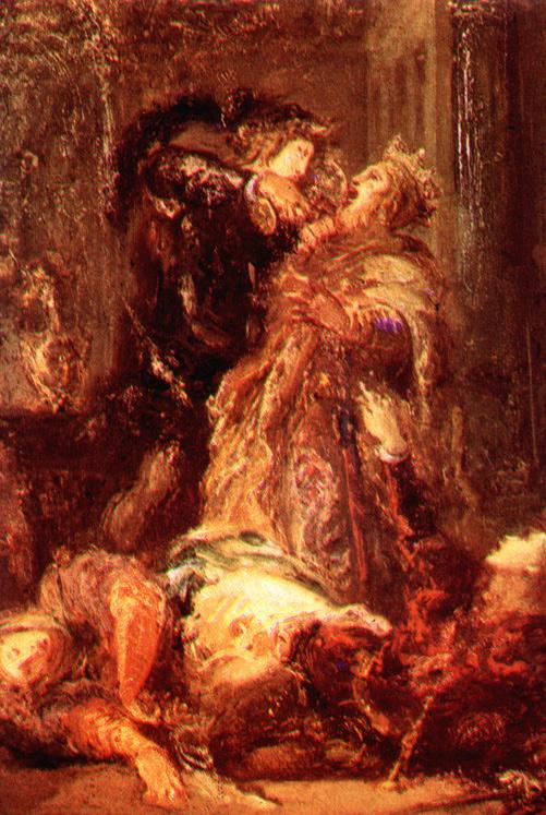 a focus on king claudius in william shakespeares hamlet William shakespeare's hamlet a theme or issue into sharp focus (70) page 4 of 8 hamlet – william king claudius the ghost implores hamlet to take revenge.
