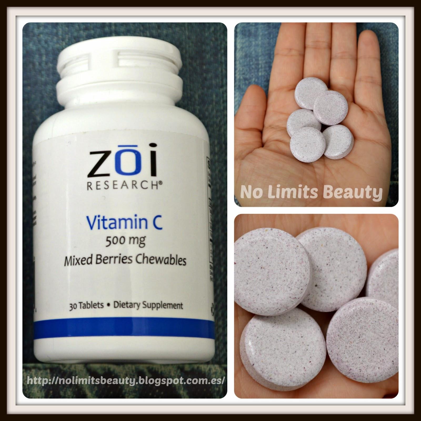 Vitamina C de ZOI