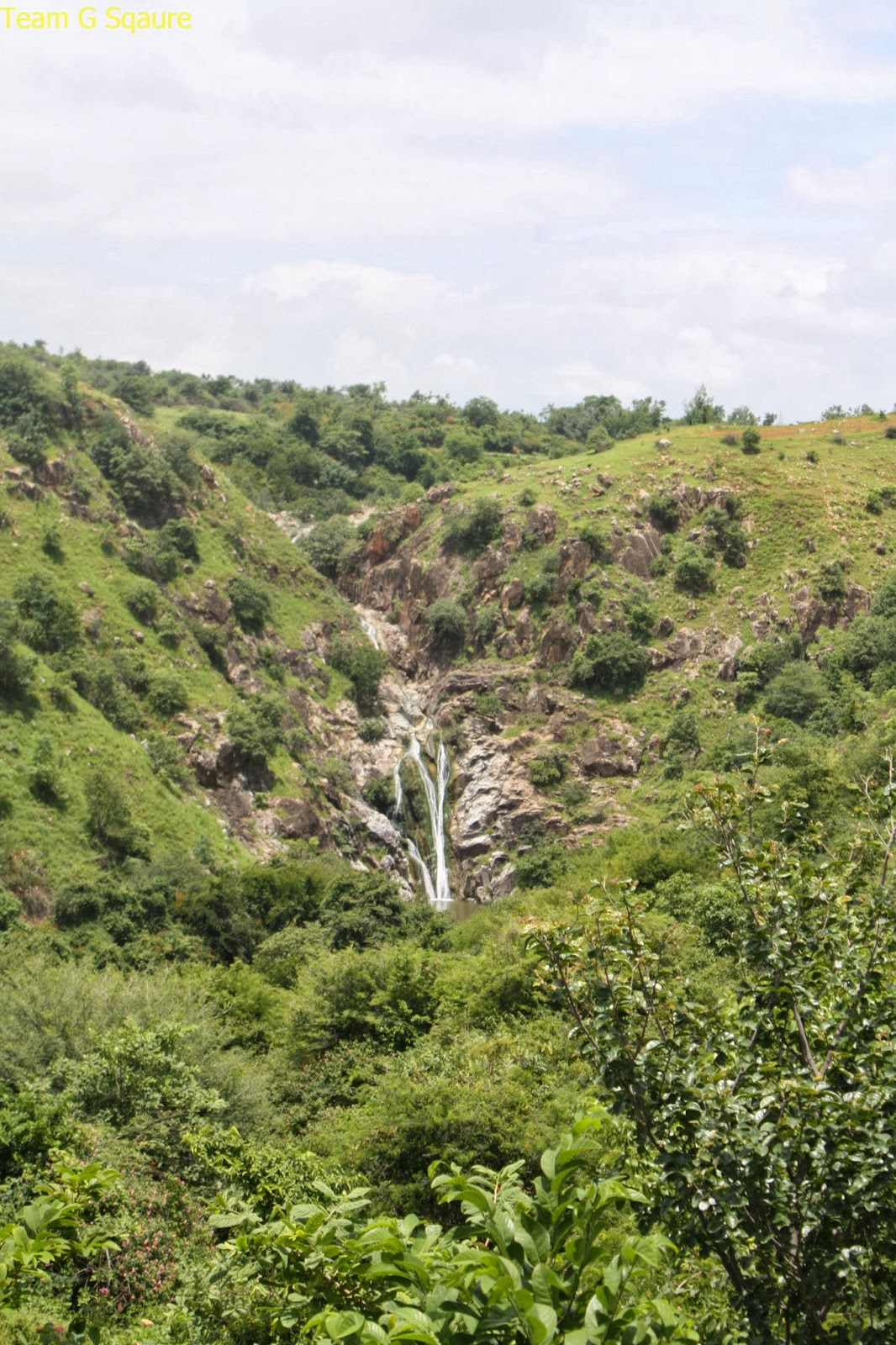 Waterfalls, Yadgir
