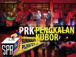 PRK Pengkalan Kubor Kelantan 2014