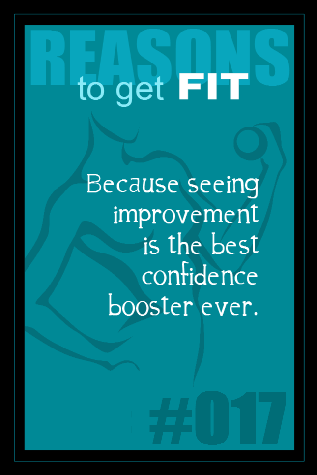 365 Reasons to Get Fit #017