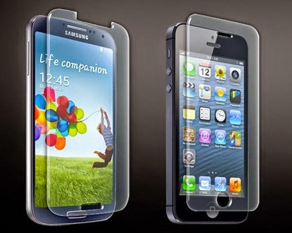 ganti kaca handphone